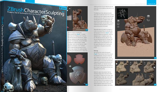 ZBrush Character Sculpting v1
