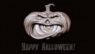 Halloween Pumpkin Timelapse